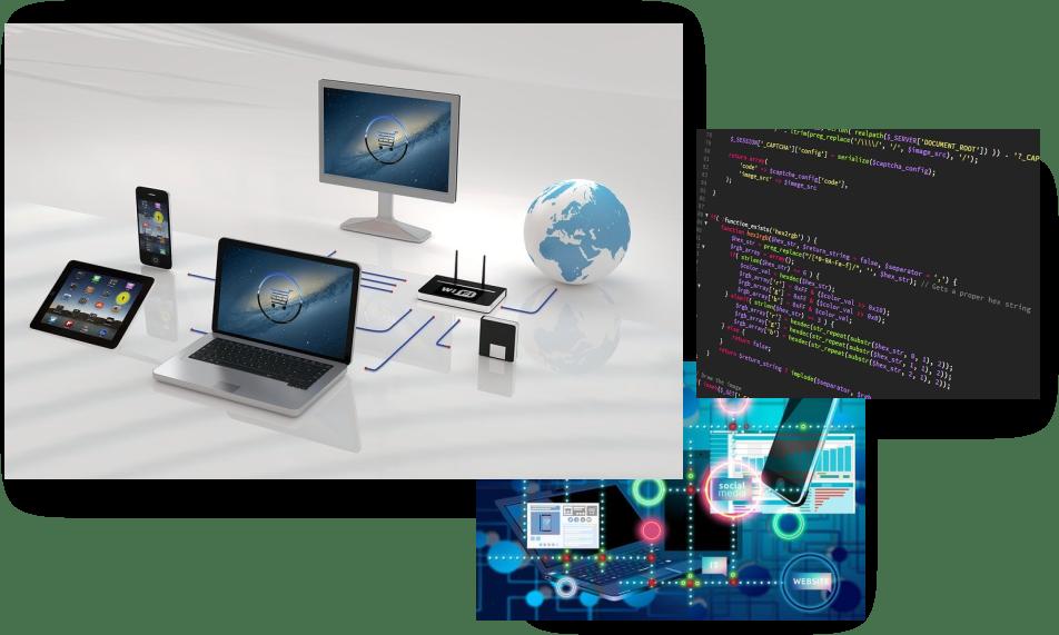 IT-Dienstleistung | IT-Infrastruktur | Web | Online | Softwareentwicklung